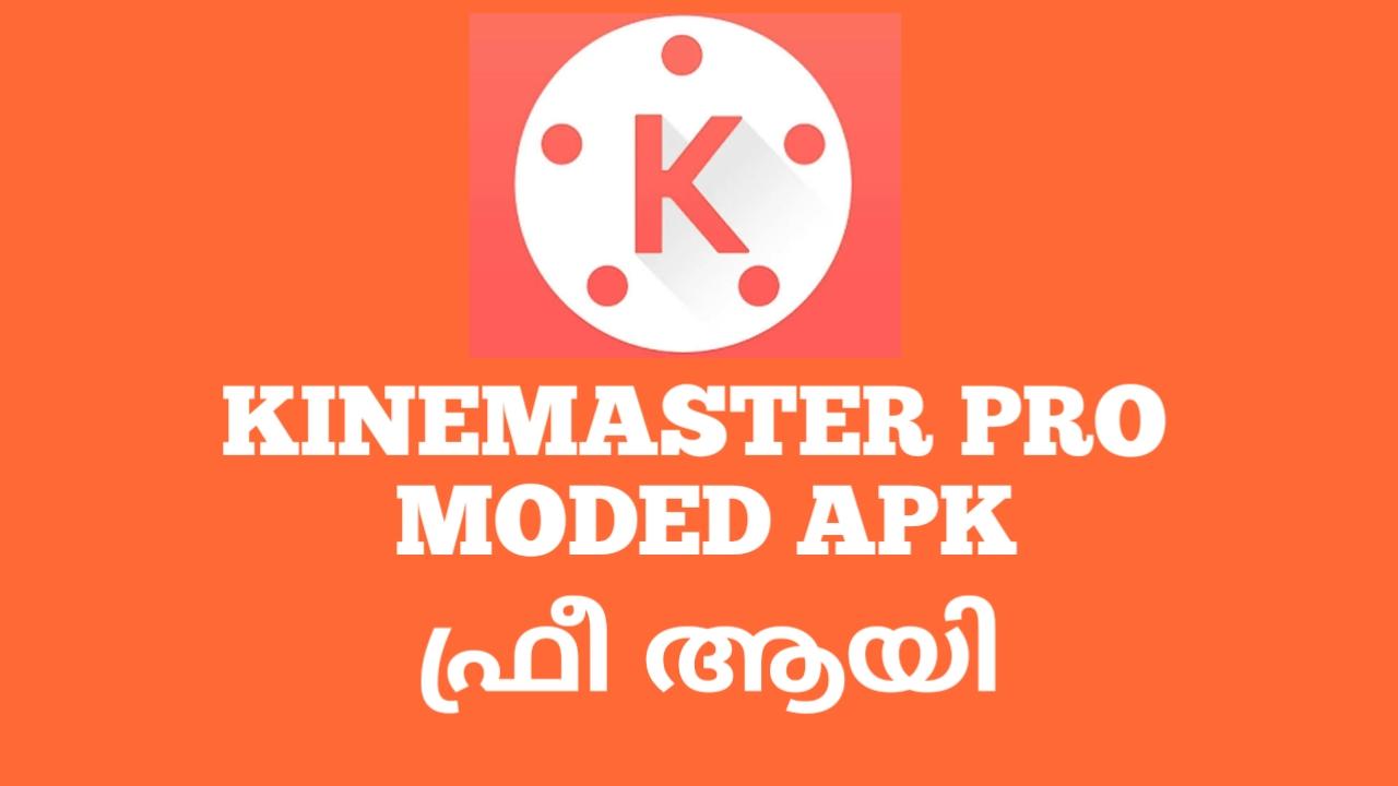 kinemaster pro moded apk