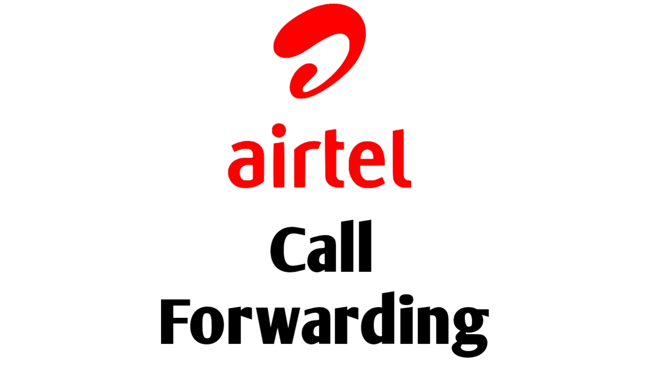 Airtel call forwarding