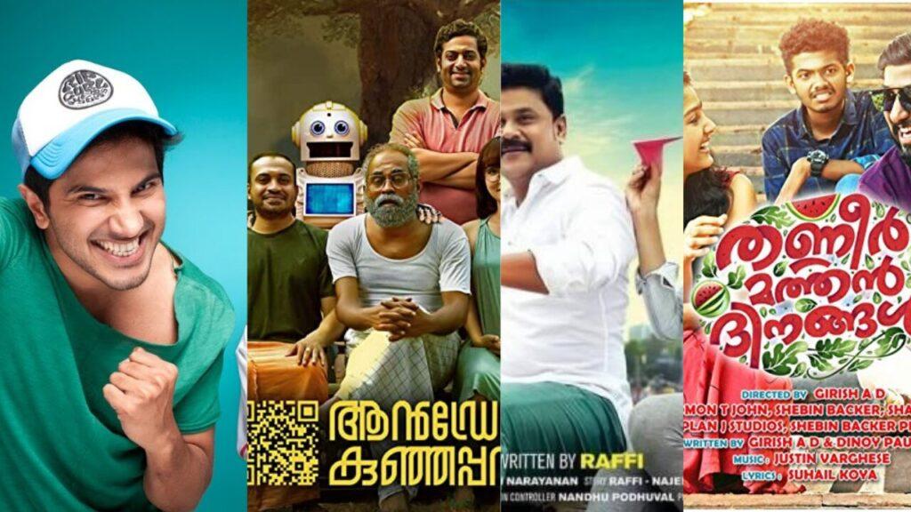 Malayalam comedy Movies List